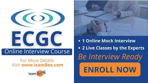 ECGC PO Interview Course Page