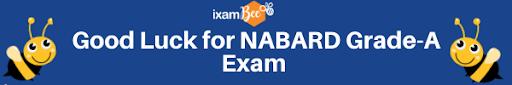 NABARD Grade A exam page