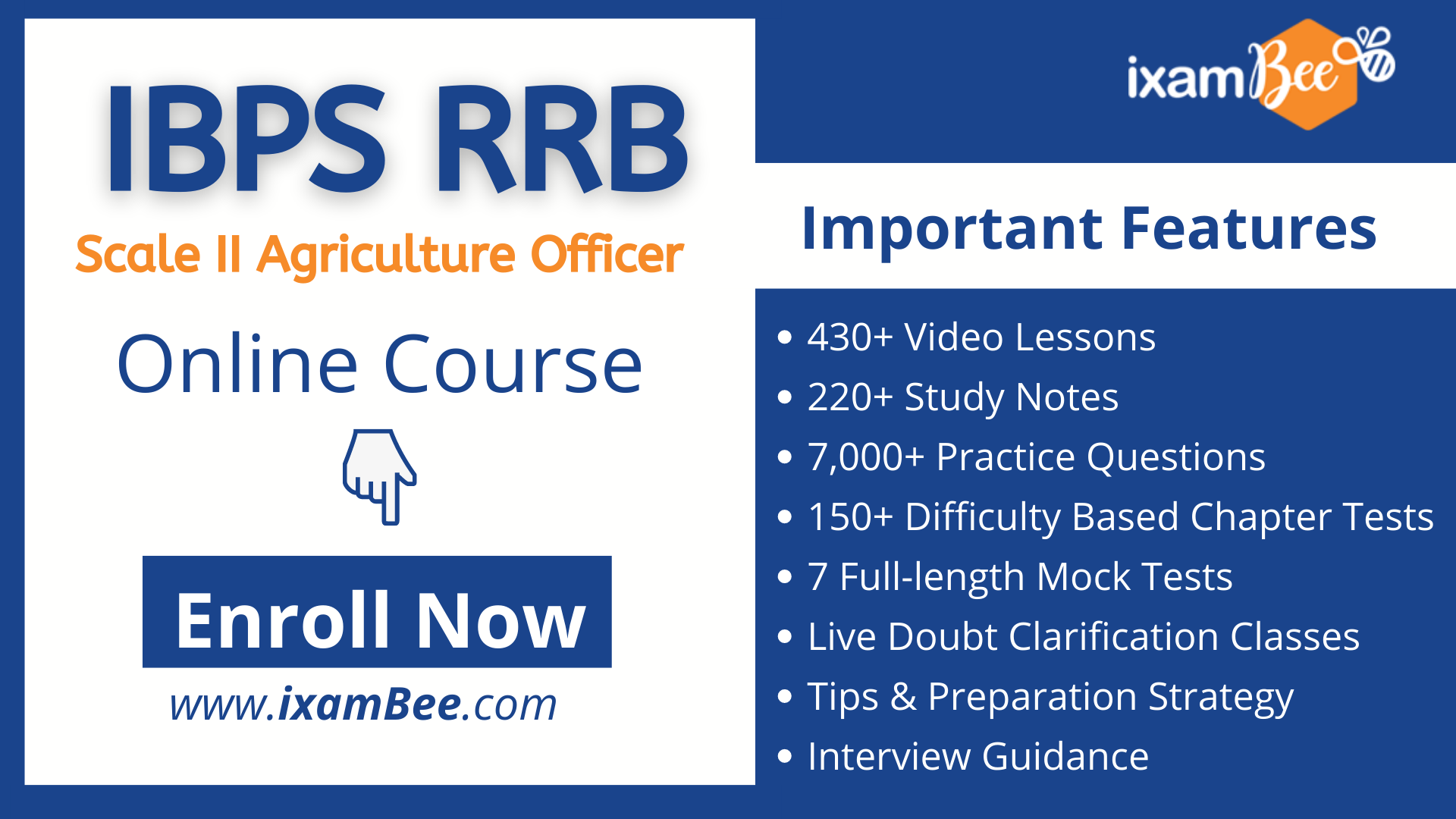 ibps rrb scale 2 agriculture online course