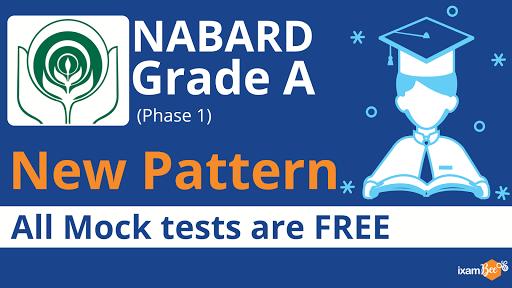 NABARD grade a Free Mock Test