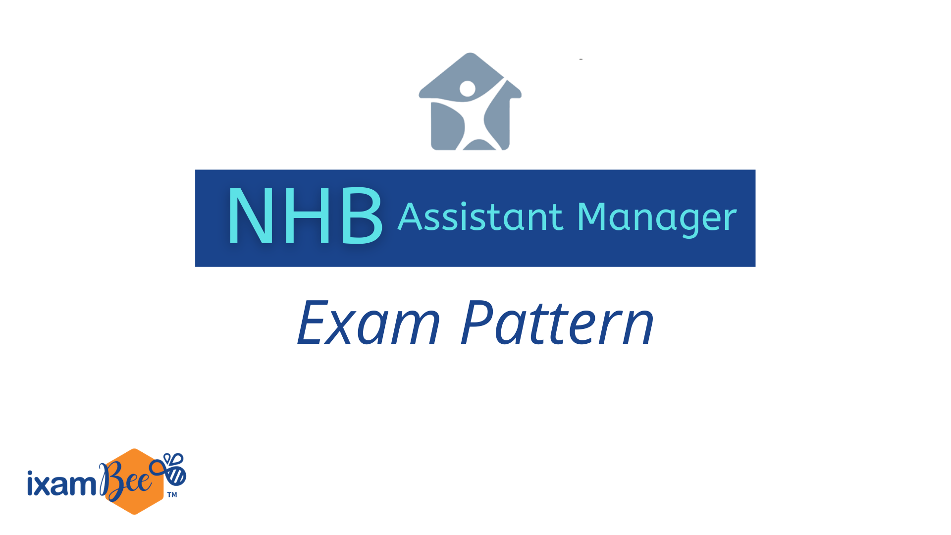 NHB Assistant Manager Exam pattern 2020