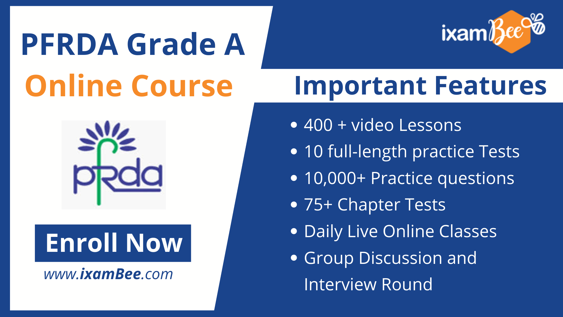 pfrda online course