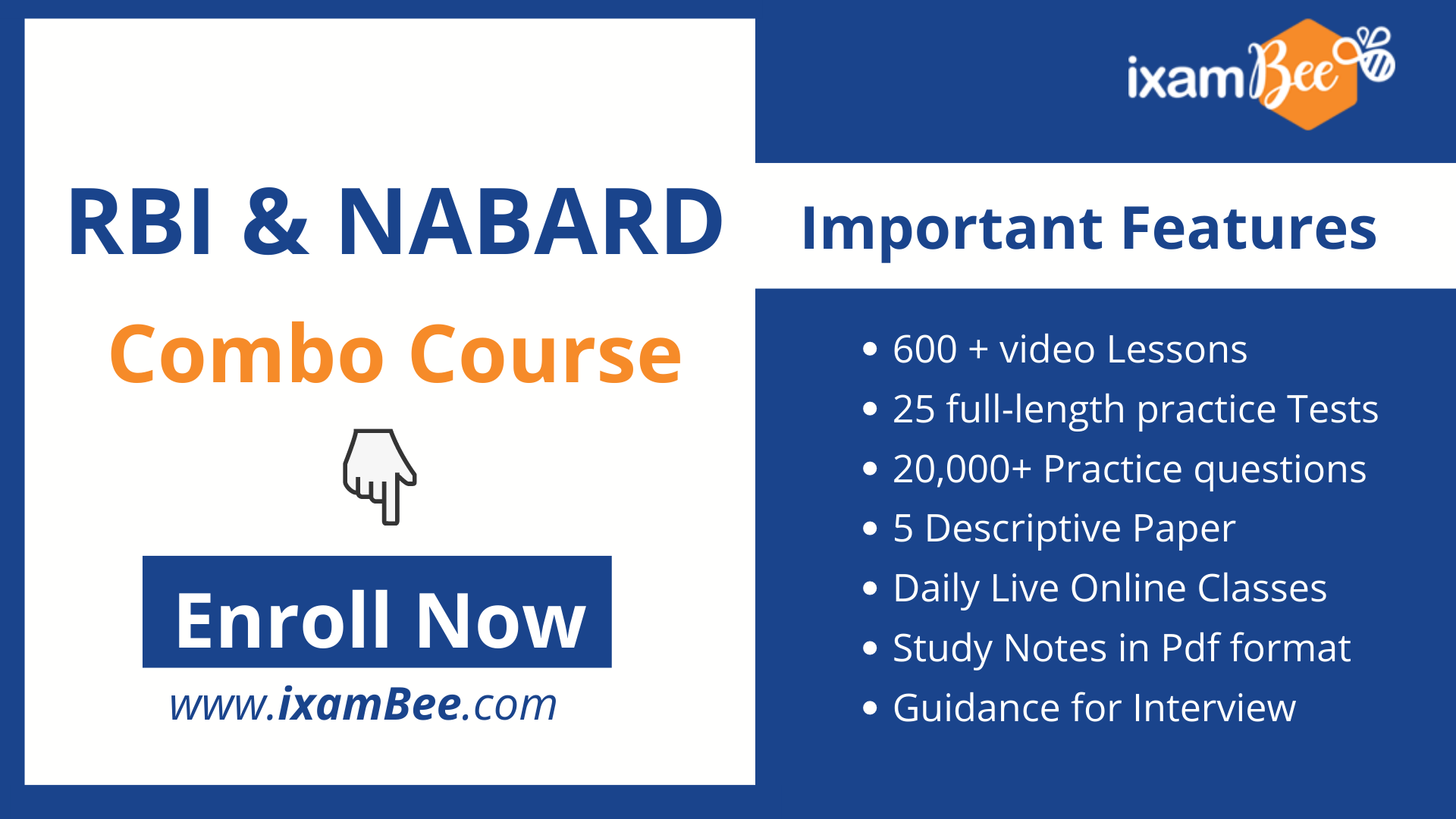 rbi nabard combo course