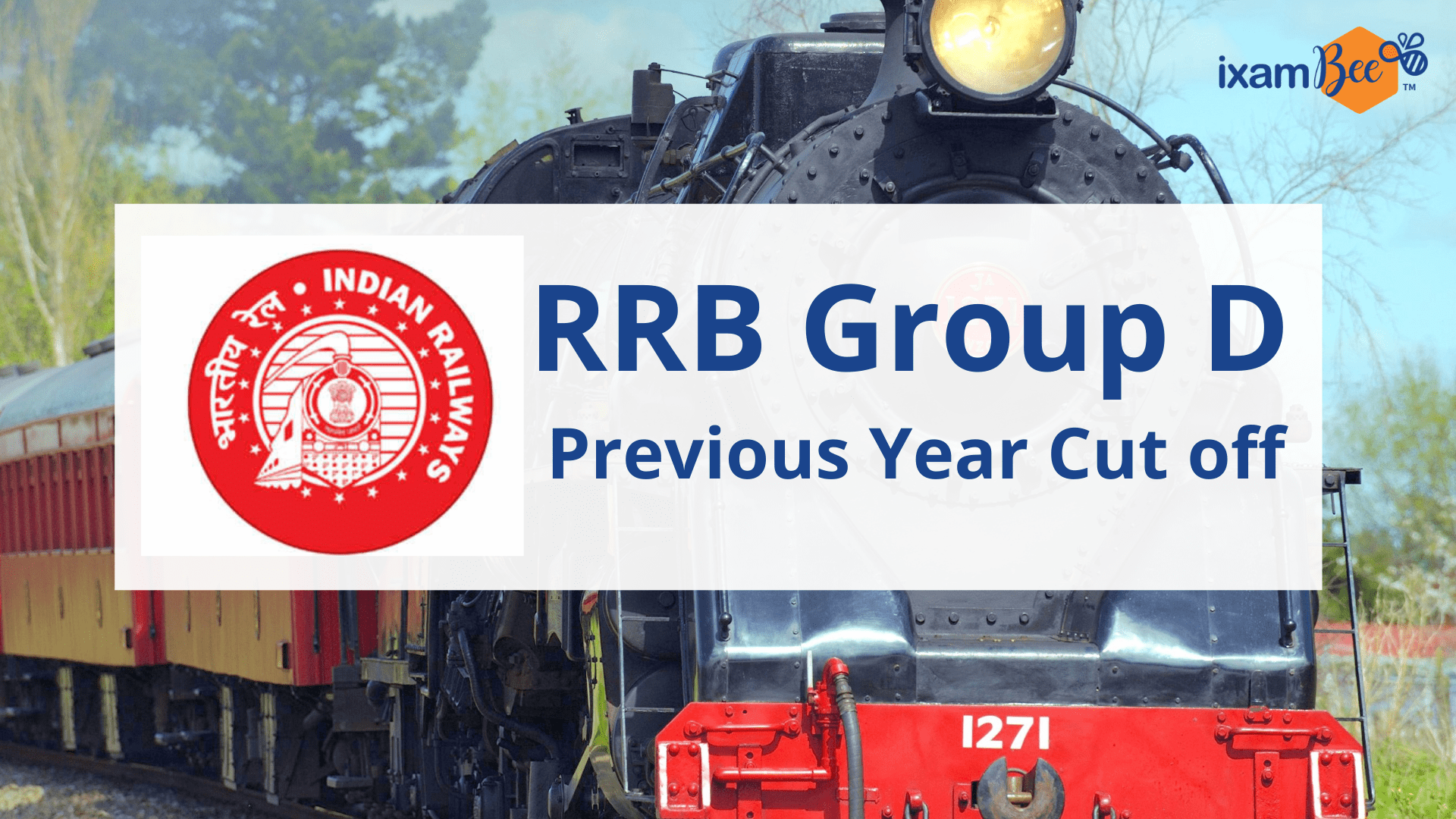 RRB Group D Previous Year Cut Off